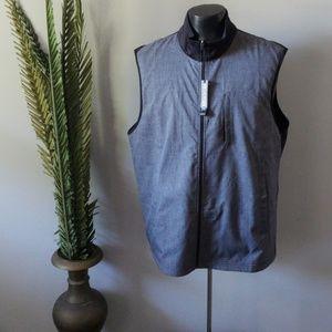 NWT Alfani reversible vest